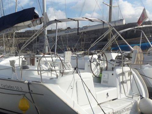 Barca a vela Beneteau Cyclades 50.5 · 2009