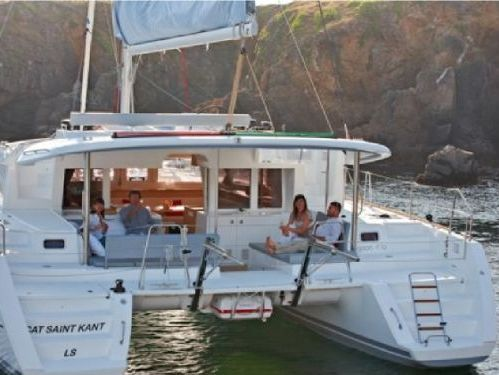 Catamarano Lagoon 450 (2013)