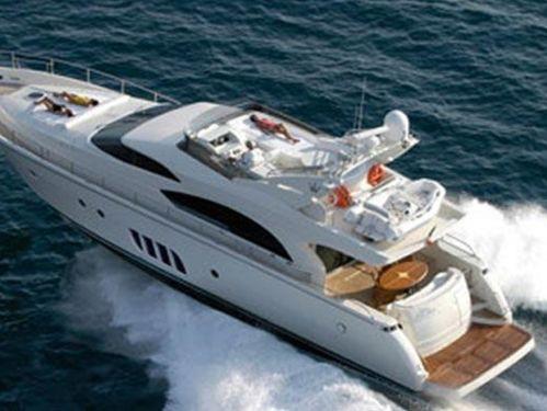 Motorboat Dominator 680 (2006)