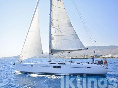 Segelboot Hanse 505 (2015)