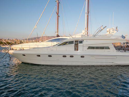 Imbarcazione a motore Ferretti 58 · 1999