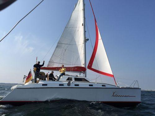Catamaran Tonga 40 · 2002
