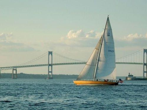 Barca a vela Custom Built · 1970
