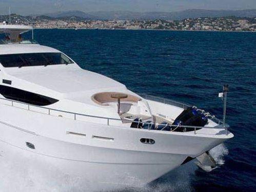 Motorboot Motoryacht Motoryacht · 2013