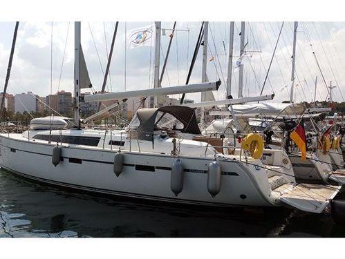 Sailboat Bavaria Cruiser 46 (2014)