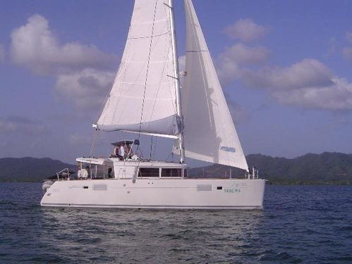Katamaran Lagoon 450 (2012)