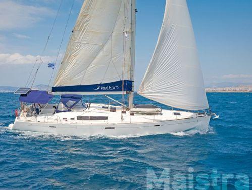 Barca a vela Beneteau Oceanis 54 (2009)