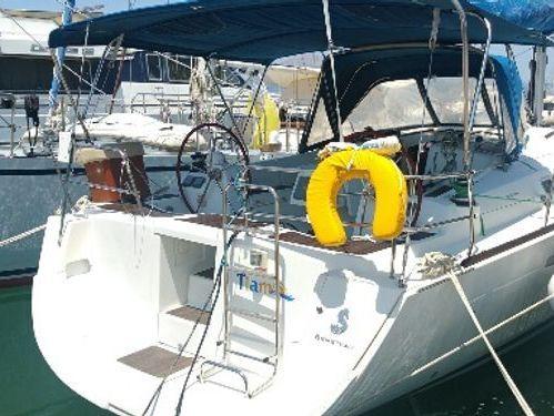 Barca a vela Beneteau 43 (2010)