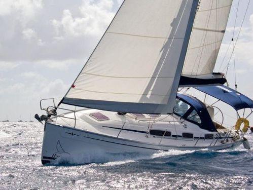 Segelboot Bavaria 35 · 2011