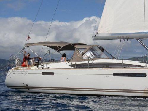 Segelboot Jeanneau 57 · 2014