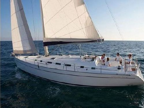 Sailboat Beneteau Cyclades 50 4.1 (2007)