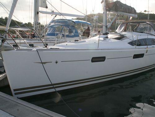 Segelboot Jeanneau Sun Odyssey 42 DS · 2011