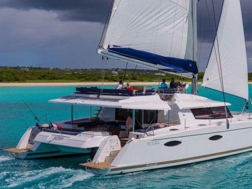 Catamaran Fountaine Pajot Victoria 67 · 2016