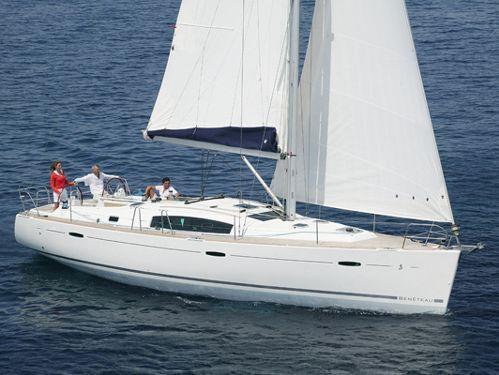 Sailboat Beneteau Oceanis 43 (2010)