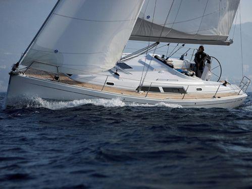 Barca a vela Hanse 400 · 2007