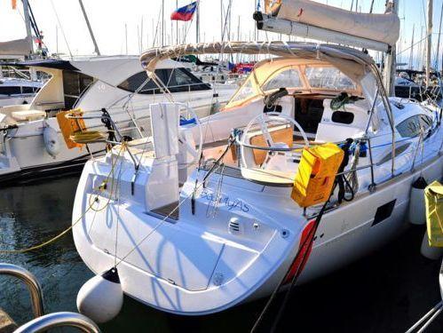 Barca a vela Elan Impression 444 · 2014