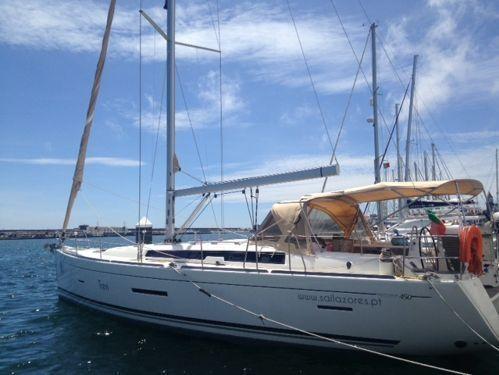 Barca a vela Dufour 450 Grand Large · 2015