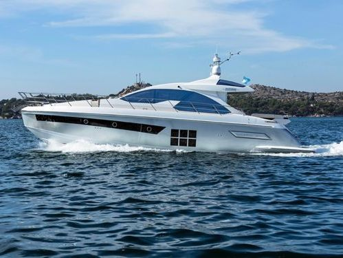 Motorboot Azimut 55 S · 2015