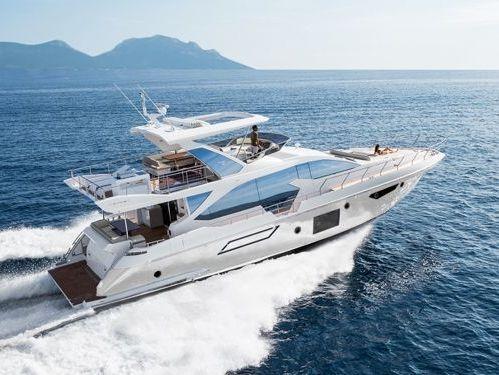 Motorboot Azimut 72 Fly · 2018
