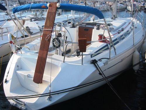 Sailboat Elan 38 · 1996