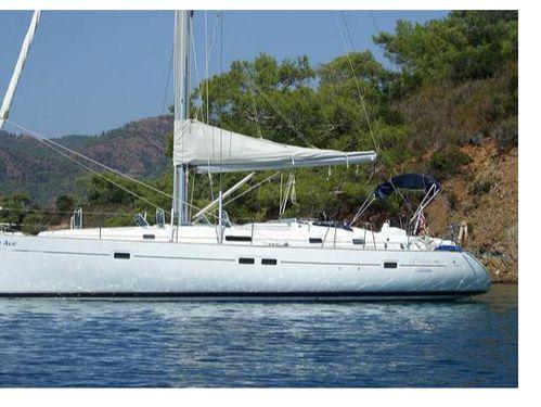 Sailboat Beneteau Oceanis 42 · 2001