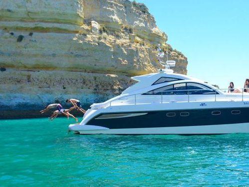 Motorboot Fairline Targa 47 (2006)