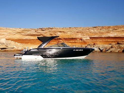 Speedboat Monterey 278 SS · 2016