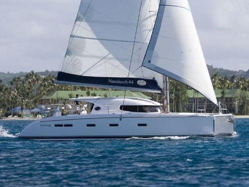Catamaran Nautitech 44 · 2008