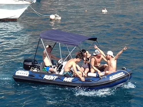 Sportboot Astec 400 (2016)