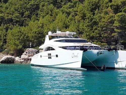 Motor Catamaran Sunreef 70 Power · 2013