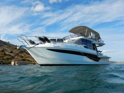 Motorboot Galeon 460 · 2017