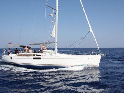 Segelboot Jeanneau Sun Odyssey 49 i · 2011