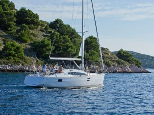 Barca a vela Elan Impression 40 · 2018