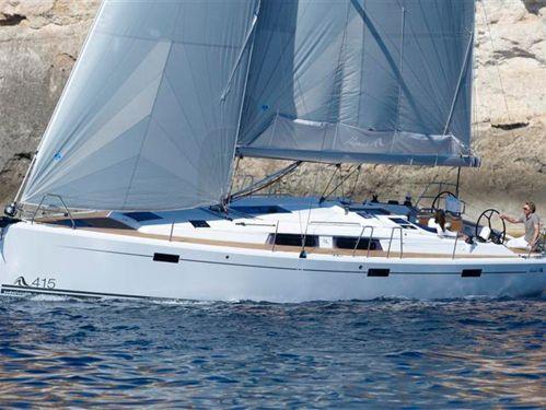 Barca a vela Hanse 418 · 2018