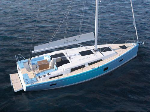 Barca a vela Hanse 388 · 2021