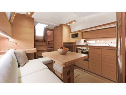 Barca a vela Dufour 460 Grand Large · 2018