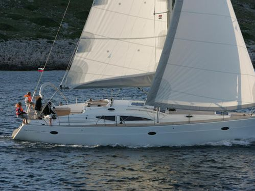 Sailboat Elan Impression 434 · 2007