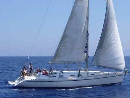 Sailboat Beneteau First 45F5 · 1994