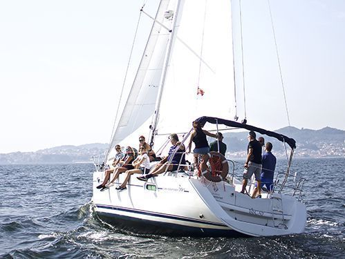 Barca a vela Jeanneau Sun Odyssey 39 (2007)