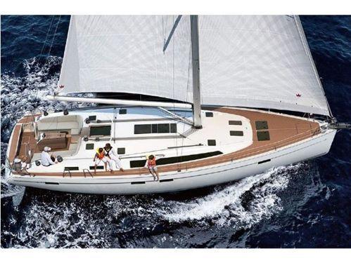 Sailboat Bavaria Cruiser 51 · 2016