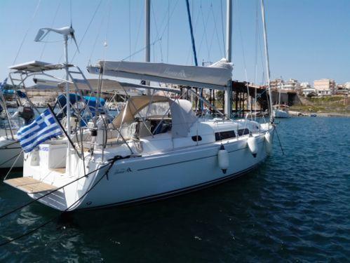 Sailboat Hanse 370 · 2008