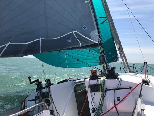 Segelboot Pogo 36 · 2017