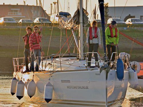 Barca a vela Jeanneau Sun Odyssey 439 (2015)