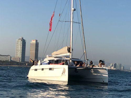 Catamaran Nautitech 40 Open · 2017