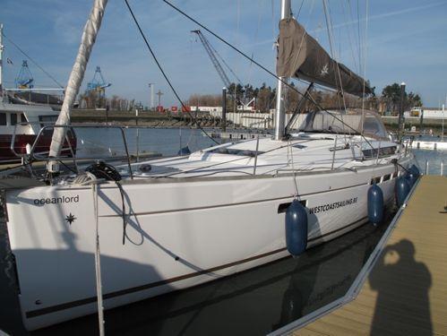 Sailboat Jeanneau Sun Odyssey 509 · 2015