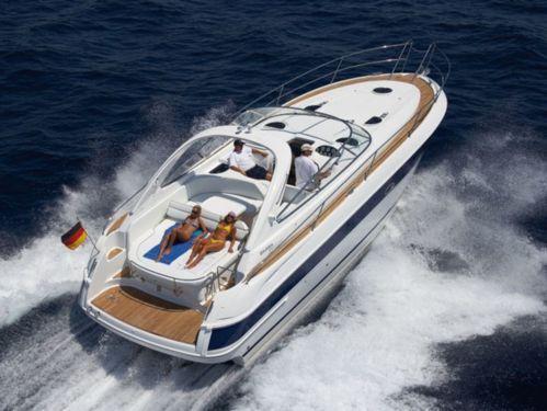 Imbarcazione a motore Bavaria Sport 37 (2008)