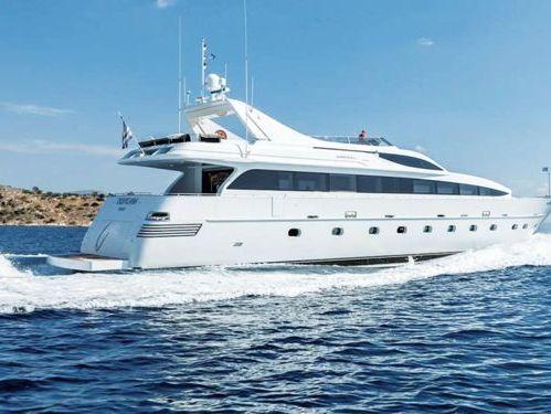 Motorboot Admiral 32 (2004)