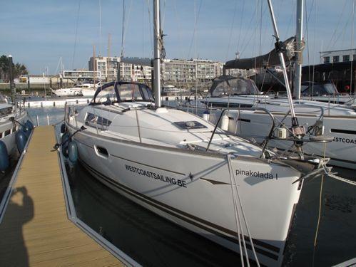 Sailboat Jeanneau Sun Odyssey 36 i · 2011
