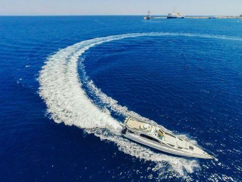 Imbarcazione a motore Ecomariner Cigarette 36 · 2005