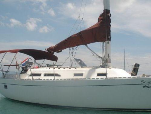 Segelboot Freedom 30 · 1991